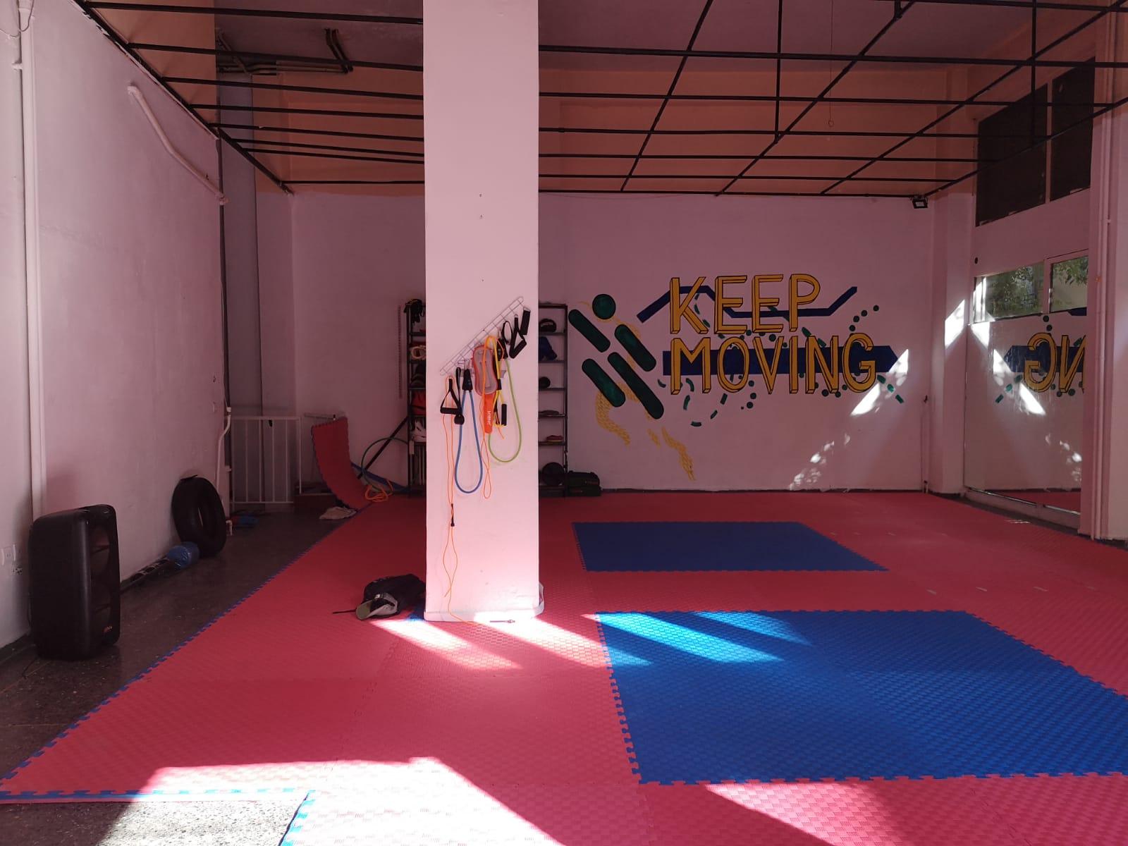 Athens Gym